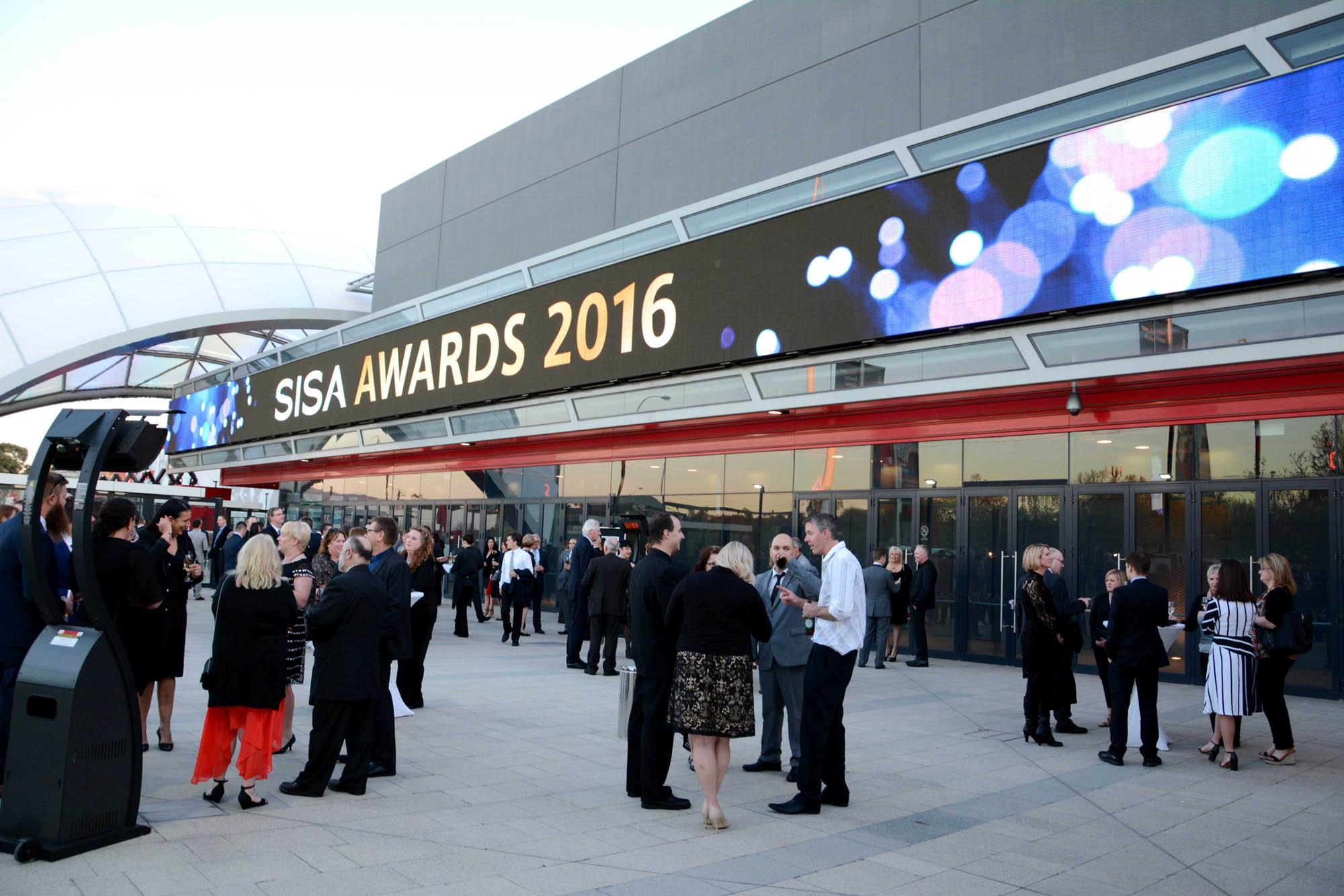 SISA Awards 2016